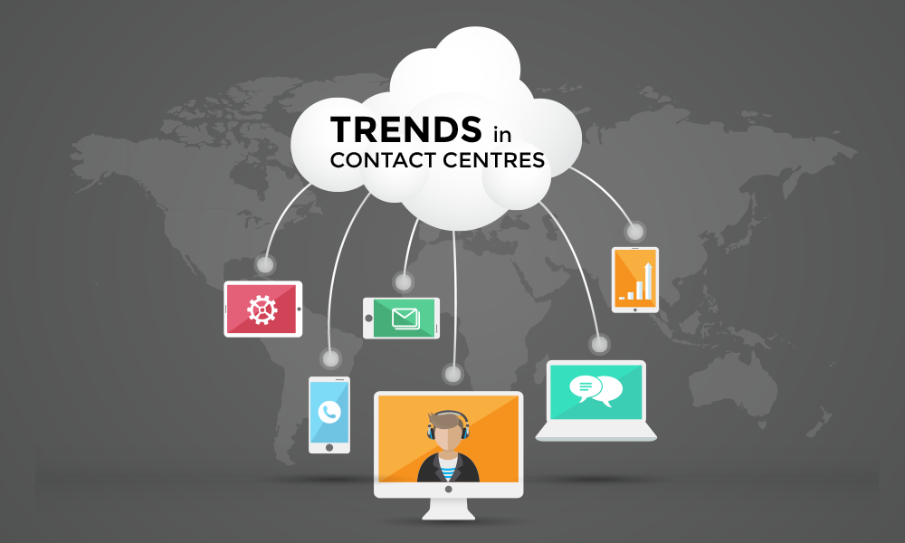 5 Trends in Contact Centres