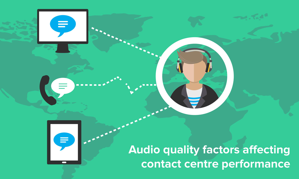 Factors Affecting Contact Centre Audio Quality